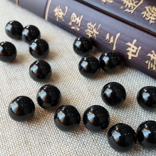 12mm 黑玛瑙球