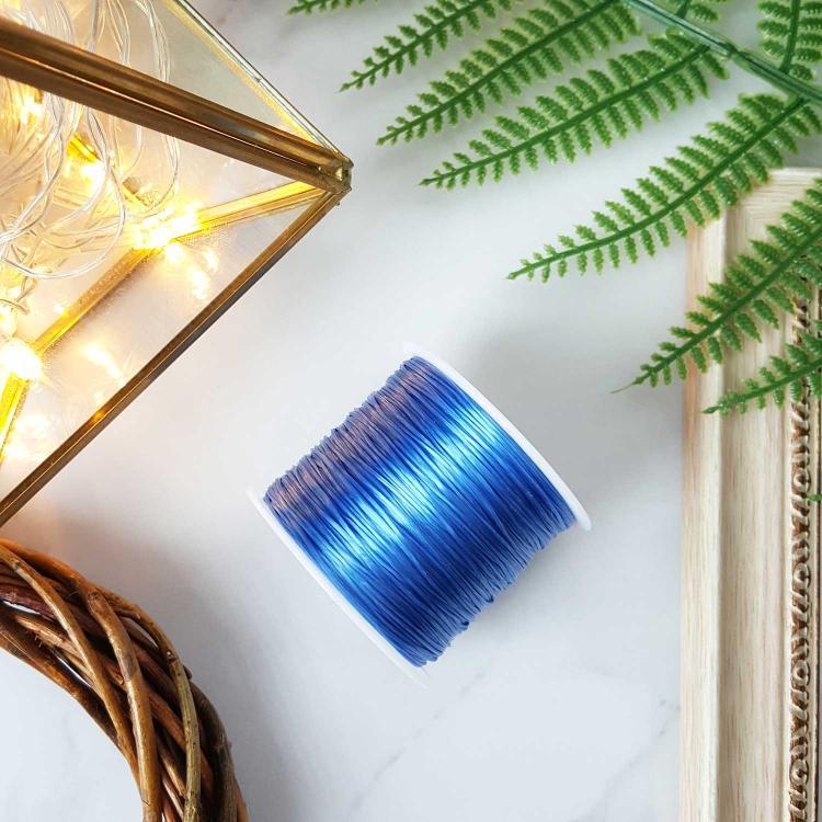 浅蓝色绳子