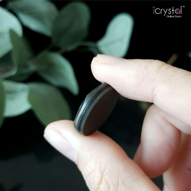 20mm 斑彩石裸石