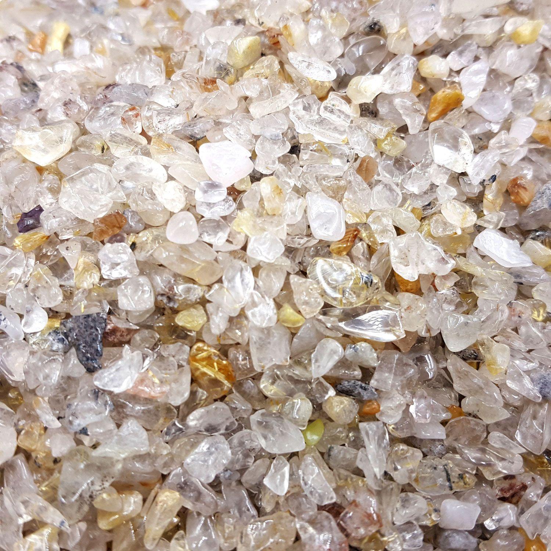 钛晶 / 发晶(小)碎石