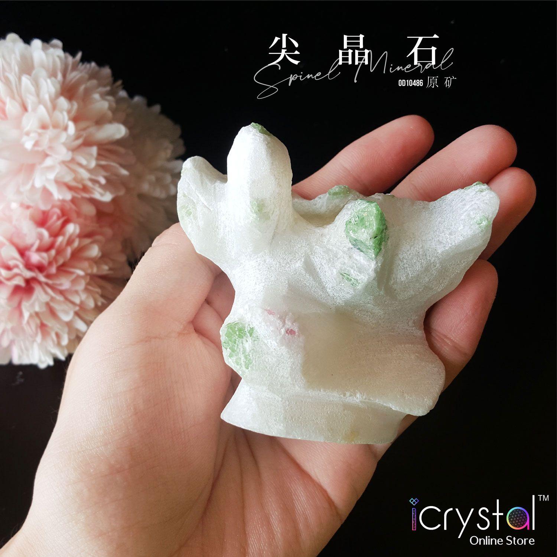 尖晶石原矿
